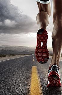 Running schoenen